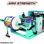 Fully Automatic Woven Sack Cutting & Sewing Conversion Line/BCS